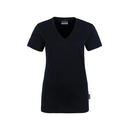 HAKRO 126 Classic | Damen V-Shirt