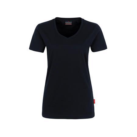 HAKRO 181 Performance | Damen-V-Shirt