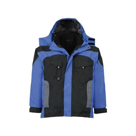 LeiKaTex Workwear | Allwetter-Parka 3 in 1 Tirol