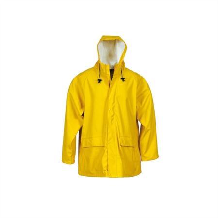 LeiKaTex | PU-Stretch Regenjacke