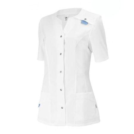 BP Med & Care | Damen-Kurzarm-Arztkittel