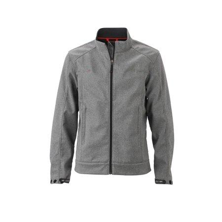 James & Nicholson | Men's Softshell Jacket