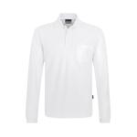 HAKRO Top | Longsleeve-Pocket-Poloshirt