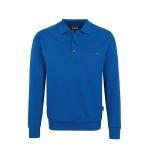 HAKRO Premium | Pocket-Polo-Sweatshirt