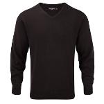 Russell | V-Neck Knit Pullover