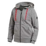 FHB | Sweater-Jacke mit Kapuze Benno