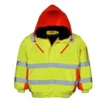 LeiKaTex Winter | Warnschutz-Pilotenjacke