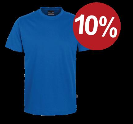 hakro classic t-shirt 292 baumwolle arbeitsshirt