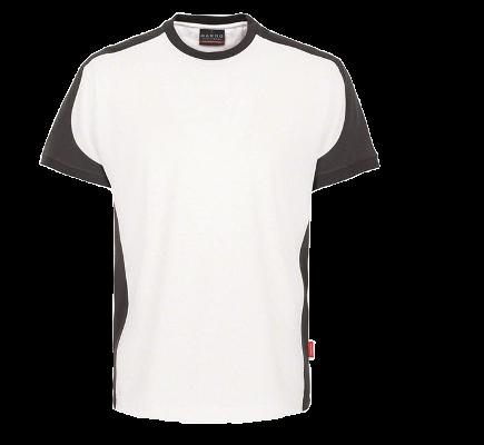 Hakro Performance Contrast T-Shirt 290