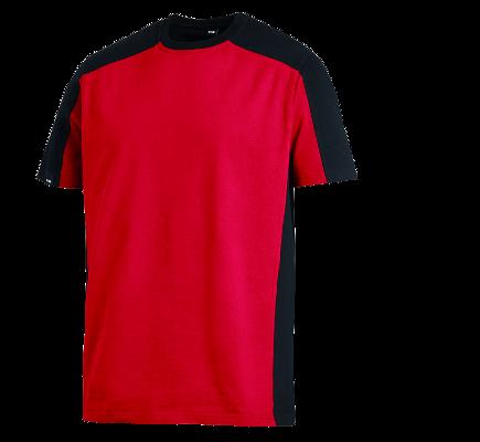 FHB Marc T-Shirt kurzarm 9 Farben rot navy olive weiss grün schwarz anthrazit grau