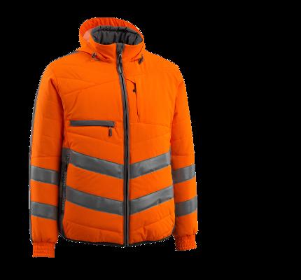 FHB Safe Supreme Thermojacke Dartford Winterjacke Arbeitsjacke Warnschutz